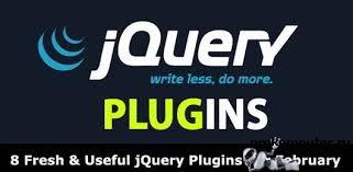 Подборка сайтов с супер JQuery плагинами