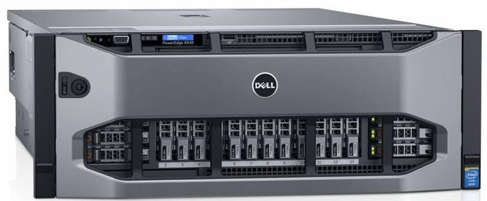 Обзор сервера Dell PowerEdge R930
