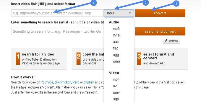 Как скачать музыку с ютуба в mp3 (mp3 from youtube)