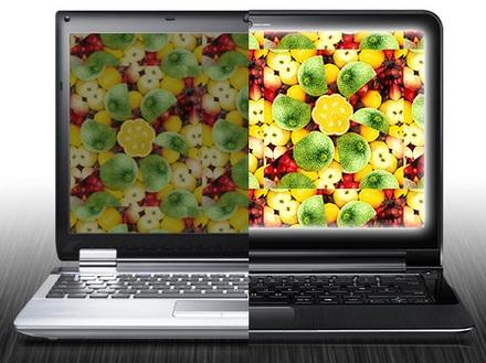 Какой экран лучше матовый или глянцевый, как выбрать?