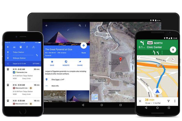 Пользователи Google Maps теперь могут дополнять и редактировать карты