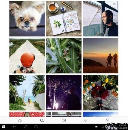 instagram-win10