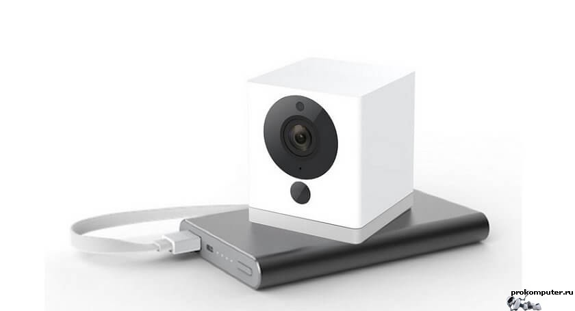 WIFI камера Xiaomi для дома за 15$