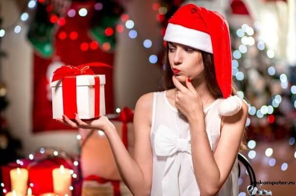 10 новогодних подарков, которые можно купить в последний момент