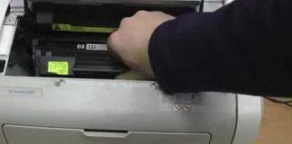 Особенности заправки картриджей принтеров бренда HP